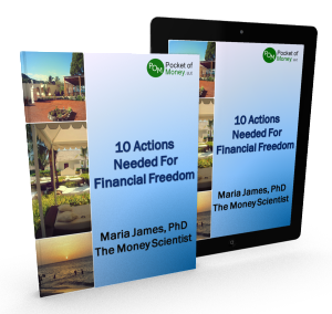 ten actions for financial freedom