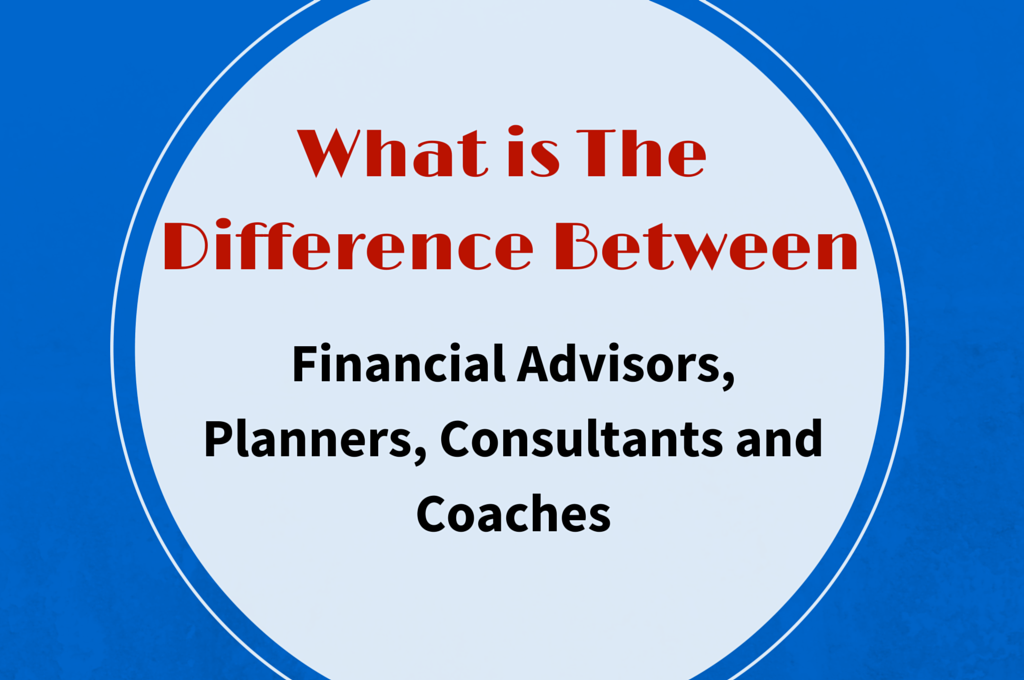 financial advisors planners consultants coaches